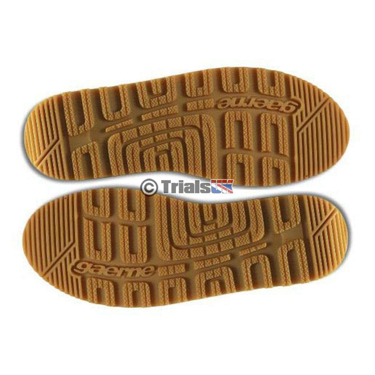 Gaerne Stiefel Balance Oiled Braun